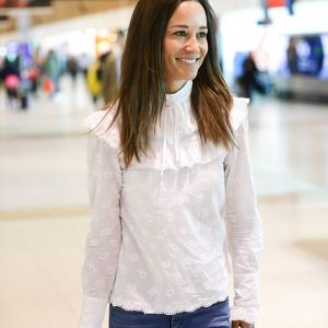 Pippa Middleton wears Orla Kiely